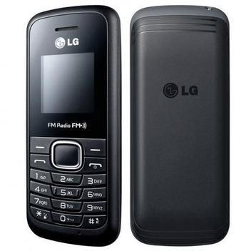 Celular lg dual chip b220 32mb desbloqueado rádio fm -