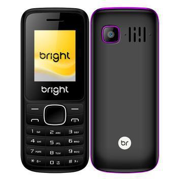 Celular barra dual chip câmera mp3 e bluetooth 417 bright -