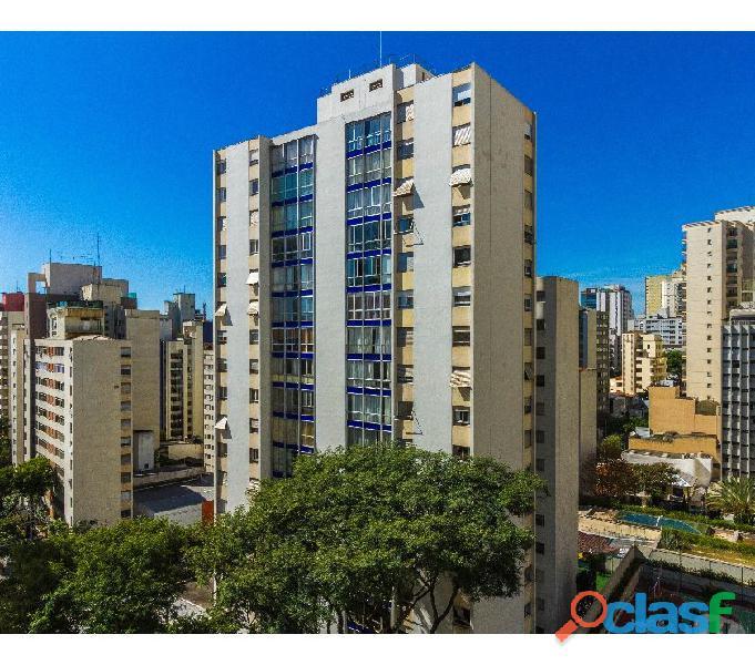 Belo Apartamento Totalmente Reformado,Com 80 M² No Higienópolis Próximo ao Metrô