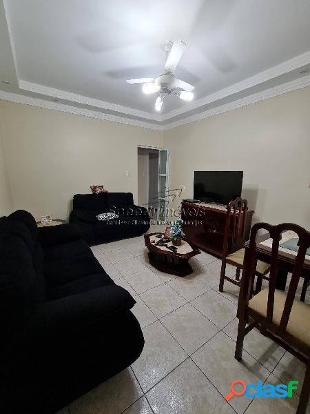 Apartamento em santos 2 dormitórios, embaré