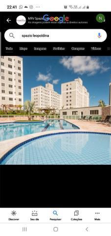 Alugo apartamento mrv - spazio leopoldina 1.100 +
