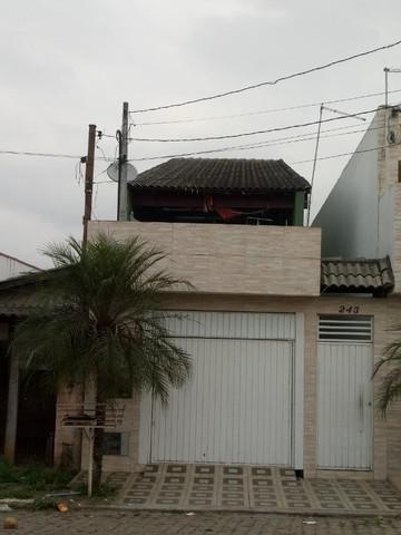 Alugo casa no parque maria helena, proximo a estação tel *