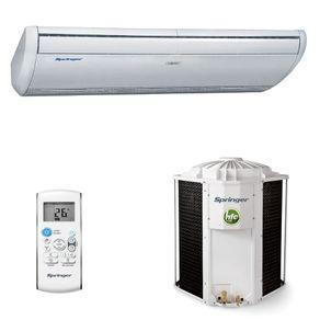 Ar condicionado split piso teto springer midea 57.000 btus