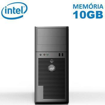 Computador pc cpu intel core i7 10gb ssd 480gb hdmi full hd