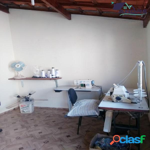 Casa de 145m², 2 dormitórios no jardim ana carolina ii, piraju/sp.