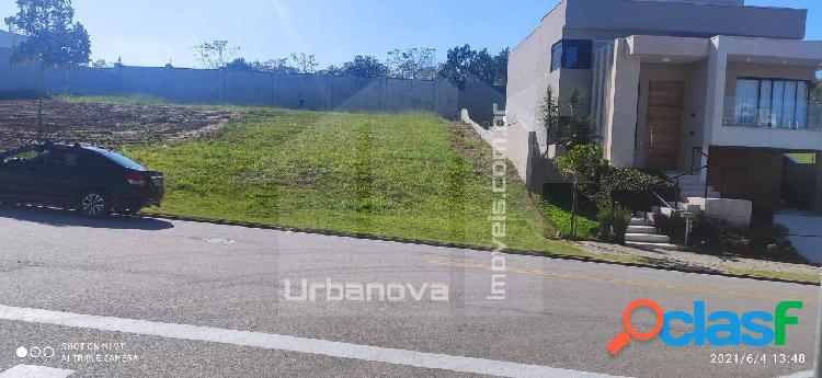 Terreno vende condomínio alphaville ii - são josé dos campos-sp.