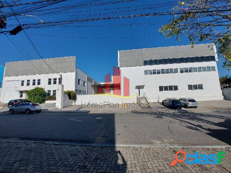 Galpão 1765m2 condomínio Industrial Eldorado 2