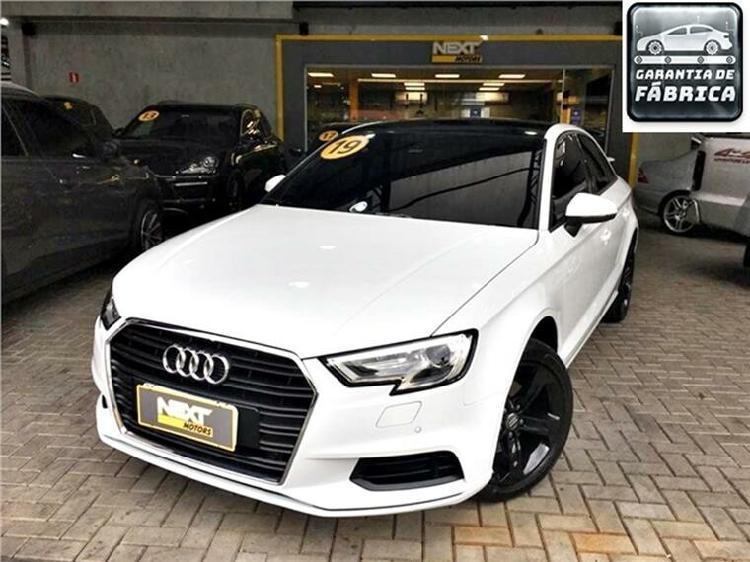Audi a3 1.4 16v branco 2019/2019 - são paulo 1463646