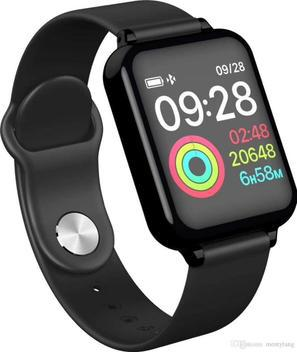 B57 relógio inteligente monitor cardíaco hero band 3