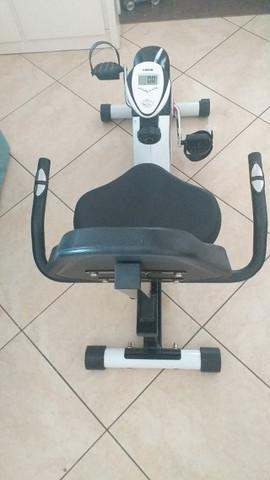 Bicicleta ergométrica kikos kr 3.8, excelente estado, como