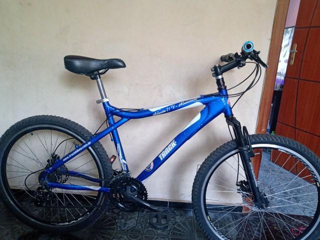 Bicicleta freio a disco aro 26