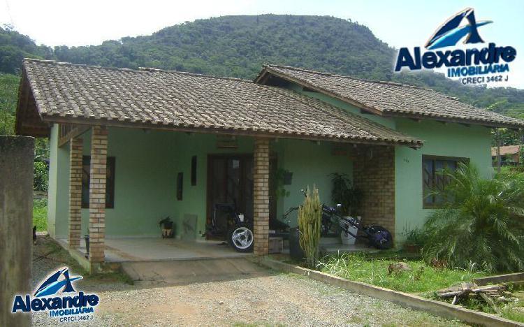 Casa à venda no centro - schroeder, sc. im359497