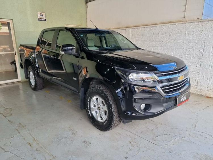 Chevrolet s10 2.5 lt 16v preto 2018/2019 - são josé do rio