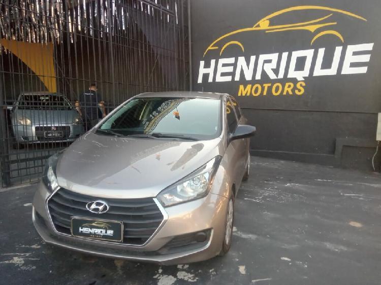 Hyundai hb20 1.0 12v sense dourado 2018/2018 - campinas