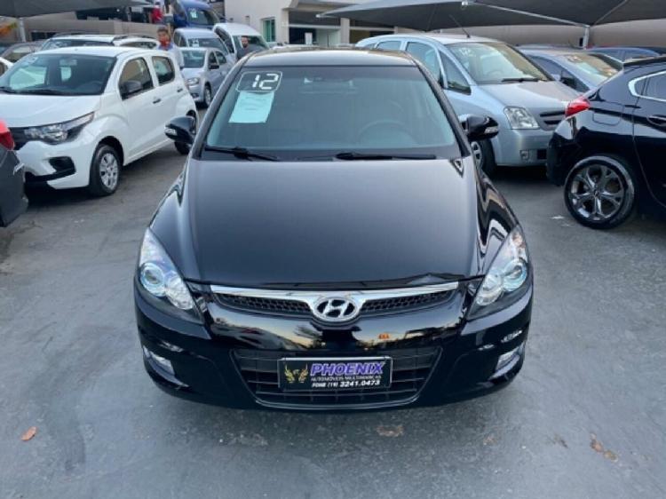 Hyundai i30 2.0 gls preto 2011/2012 - campinas 1470287
