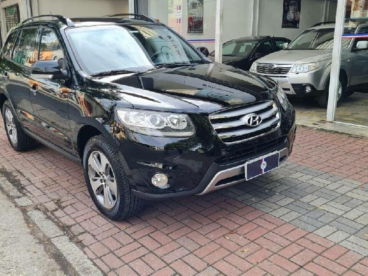Hyundai santa fé 2.4 16v preto 2012/2012 - são paulo