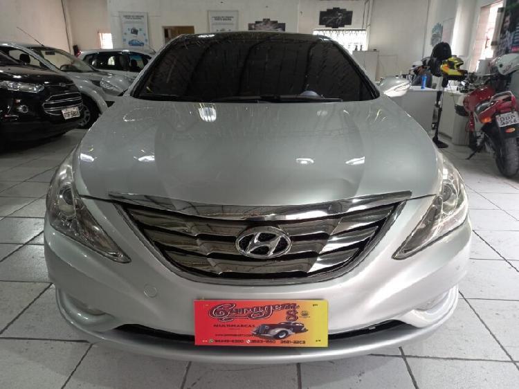 Hyundai sonata 2.4 16v prata 2012/2012 - osasco 1448759