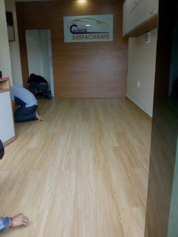 Instalação de pisos vinilicos