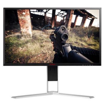 "Monitor gamer aoc agon 27"" ag271qg quad hd 165hz"