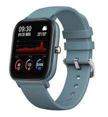 Relógio smartwatch p8 pulseira inteligente monitor cardiaco