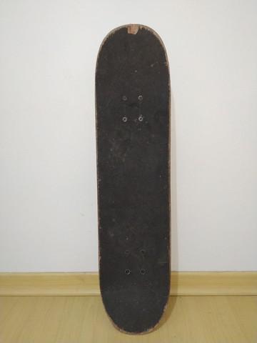 Skate único dono