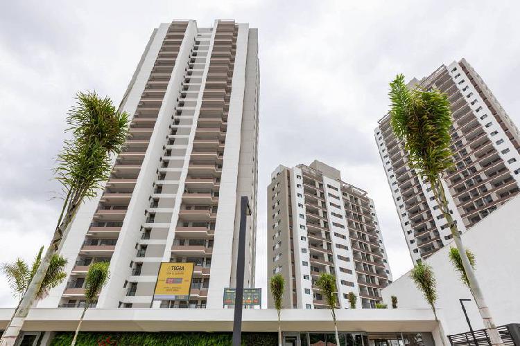 Apartamento grand one guanabara 107 m2 com 3 suítes