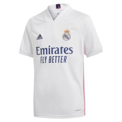 Camisa Adidas Real 1 Infantil