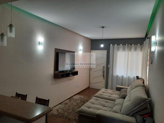 Casa 2 Quartos seminova em São Lourenço MG
