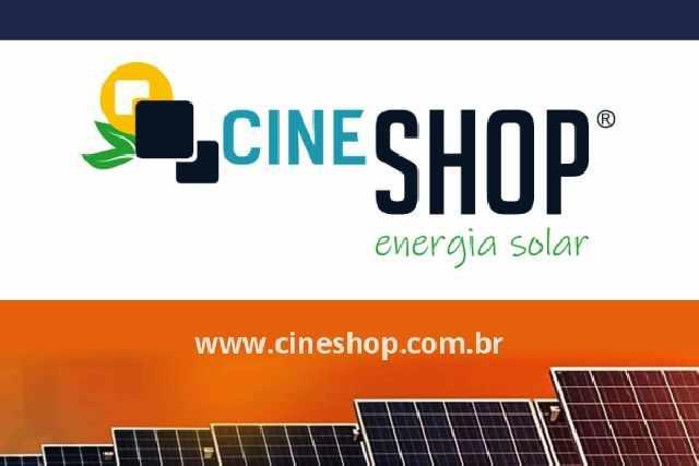 Cineshop solar