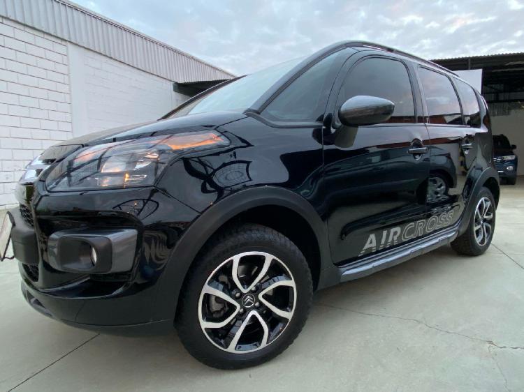 Citroën aircross 1.6 exclusive preto 2014/2015 - ribeirão
