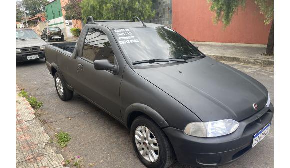 Fiat strada cab. simples 1.5 strada/ strada working 1.5 mpi