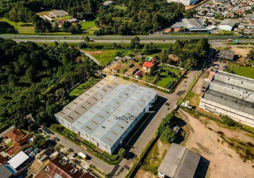 Galpão industrial/logístico/comercial