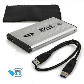Hd externo portátil yesstech 500gb usb 3.0 - hd externo -