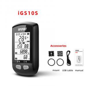 Internacional] Velocímetro iGPS10s Para Bicicleta <div