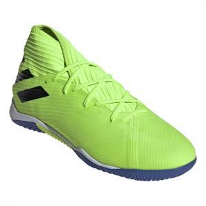 Parcelado] Chuteira Futsal Adidas Nemeziz 19 3 IN <div