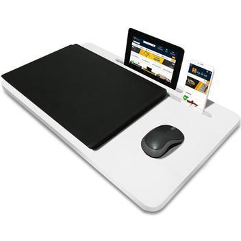 Suporte mesa para notebook tablet celular p/ usar na cama