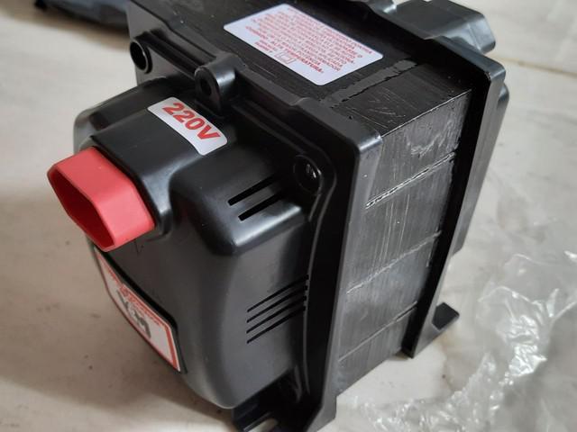 Transformador 5000va para converter (110 em 220) e (220 em