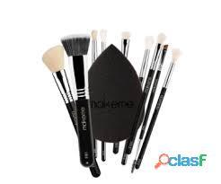 Kit Completo Black Edition   Pincéis de MaquiagemKit Completo Black Edition   Pincéis de M