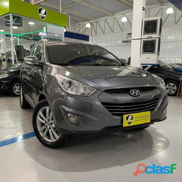Hyundai ix35 gls 2.0 16v 2wd flex aut. cinza 2016 2.0 flex