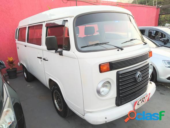 Volkswagen kombi standard 1.4 mi total flex 8v branco 2011 1.4 flex