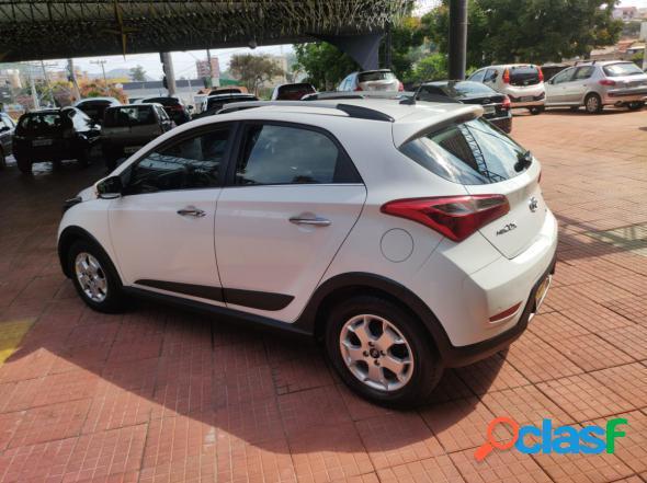 Hyundai hb20x premium 1.6 flex 16v aut. branco 2015 1.6 flex