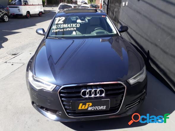 Audi a6 3.0 avant. tb fsi v6 quattro tip. 5p azul 2012 3.0 gasolina
