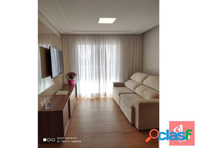 Excelente apartamento 73m² com terraço gourmet