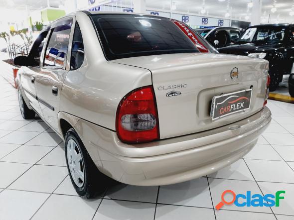 Chevrolet classic lifels 1.0 vhc flexp. 4p bege 2008 1.0 flex