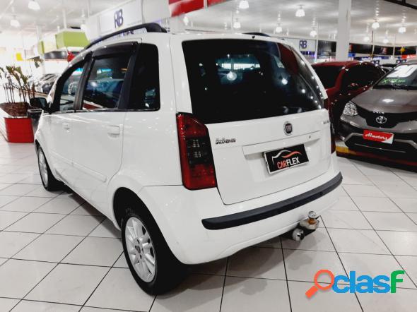 Fiat idea elx 1.8 mpi flex 8v 5p branco 2010 1.8 flex