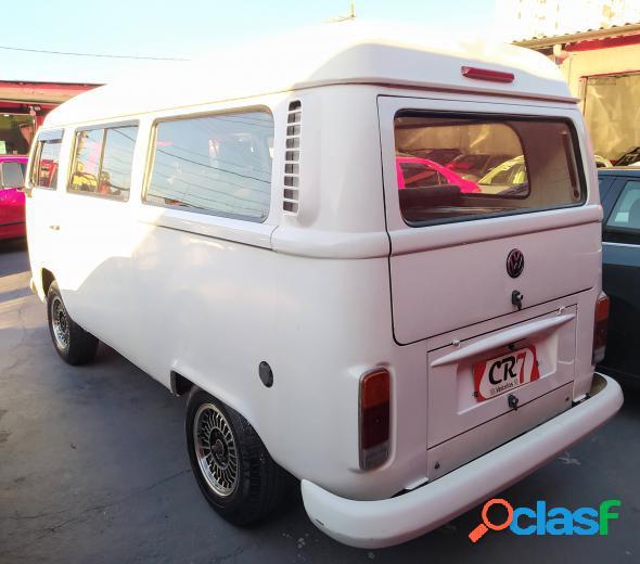 Volkswagen kombi standard 1.4 mi total flex 8v branco 2011 1.6 flex