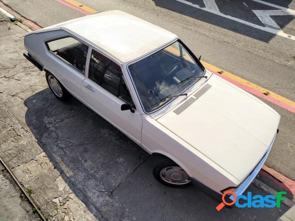 Volkswagen passat ls 1.5 branco 1979 1.5 alcool