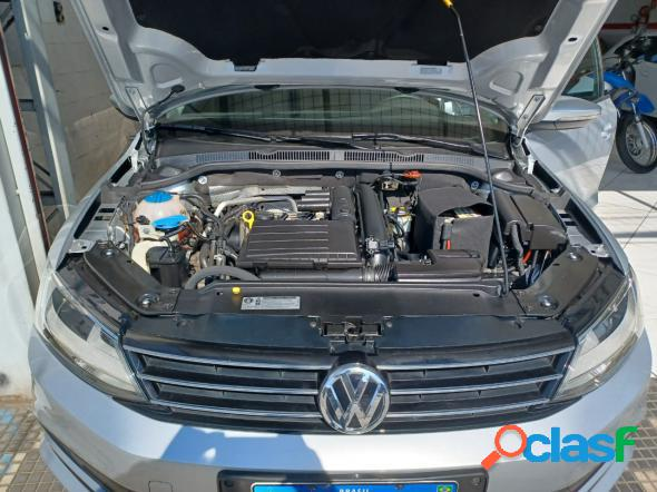 Volkswagen jetta comfortline 1.4 tsi 16v 4p aut. prata 2016 1.4 flex
