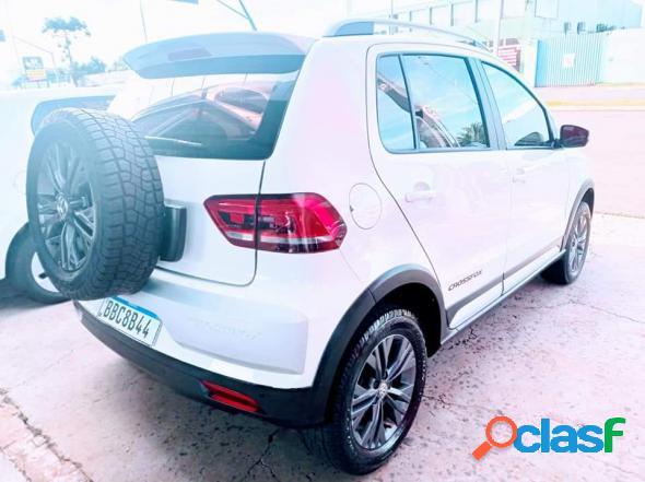 Volkswagen crossfox 1.6 t. flex 16v 5p branco 2017 1.6 flex