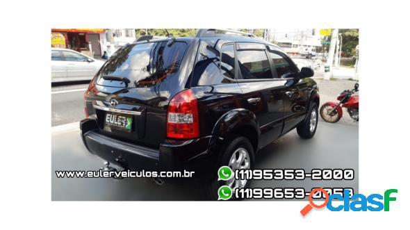 Hyundai tucson 2.0 16v flex aut. preto 2013 2.0 flex
